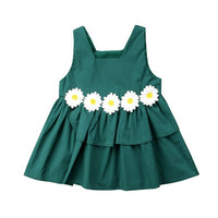 Emmababy Girl Dress Kids Birthday Wedding Bridesmaid Waist Floral Gown Formal Pageant Flower Dresses