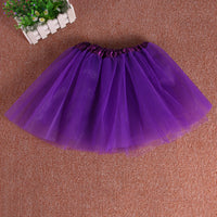 Baby Girl Tutu Skirt Cute Kids Princess Tulle Skirts Summer Children Party Ribbon Skirt Girls Dance Pettiskirt