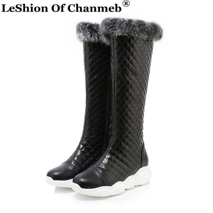 Shoes Female Winter Snow Boots Woman