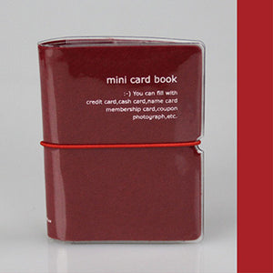 Mara's Dream New Fashion Men & Women Credit Card Holder/Case card holder Wallet Candy Color Business Cards Bag ID Holders