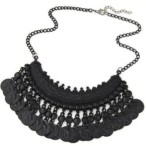 Fashion Statement Necklace Jewelry Choker Collares Maxi Collier Femme