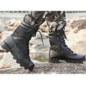 Men Hiking Shoes Winter Boots Travel Walking Training Shoes For Men Tactical Boot