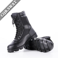 CQB.SWAT Military Handsome Breathable Tactical Mens Boots Army light Wearable