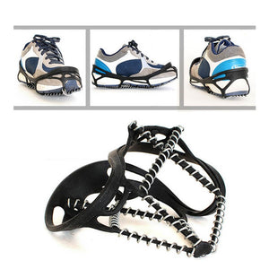 Anti Slip Walk Traction Cleats for Walking on Snow and Ice Climbing Spikes