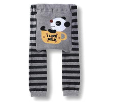 2017 Baby Pants baby girls leggings Animal Newborn Underpants jeans bebe trousers baby boy clothes Hooyi