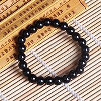 Colorful Glass Beads Transparent Beads Bracelet For Women & Man Fashion