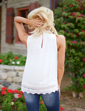 Blusas Femininas 2016 Summer Women Blouse Lace Vintage Sleeveless White Crochet Casual Shirts Tops Plus Size