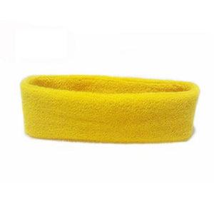 2018 NEW Sports Yoga Gym Stretch Headband Head Band Hair Band Sweat Sweatband Mens Women