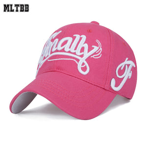 MLTBB 2018 Baseball Cap Women Casual Snapback Caps Letter Embroidery Gorras Cap Female Fashion Girls Summer Sun Hats