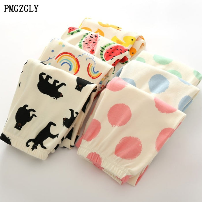 Baby Pants Newborn Animal Winter Pants Baby Girl Harem Pants Clothing New Born Baby PP Pants For Baby Boy Trousers Clothes