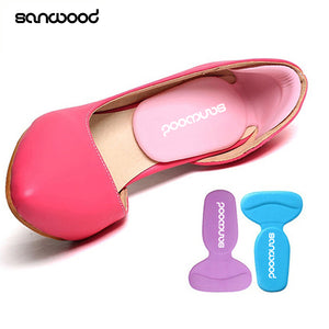 SANWOOD Shoes Accessories Heel Grips Silicona Zapatos Shoe Comfort