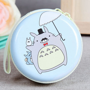 Cute Women Kawaii Totoro Mini Bag Cartoon Totoro  Coin Purse kids Girls