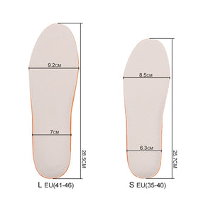 Soumit Breathable Honeycomb Height Increase Shoes Insoles
