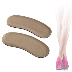 5pair High Quality Sponge Invisible Back Heel Pads for High Heel Shoes
