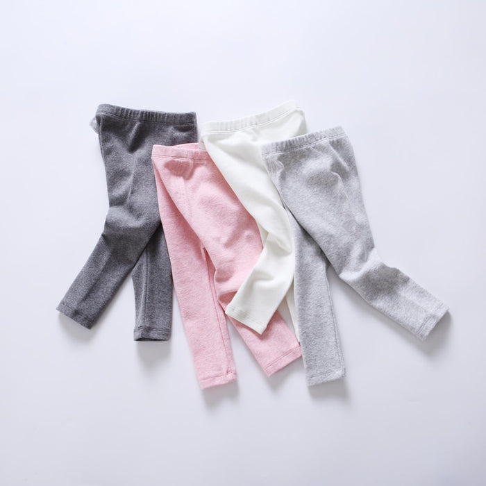 Baby pants cotton infant leggings newborn pants girl pants baby clothes spring and autumn fashion high elasticity baby trousers