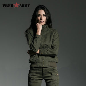 Brand New Autumn Jacket Women Winter Bomer Jackets And Coats Womens Clothing
