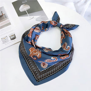 4Colors Boho Multifunction Bandana Square Scarf for Women/Men Fashion Accessoires