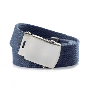 New Japan High Quality Canvas Belt Men And Women Jeans Belt Top Casual