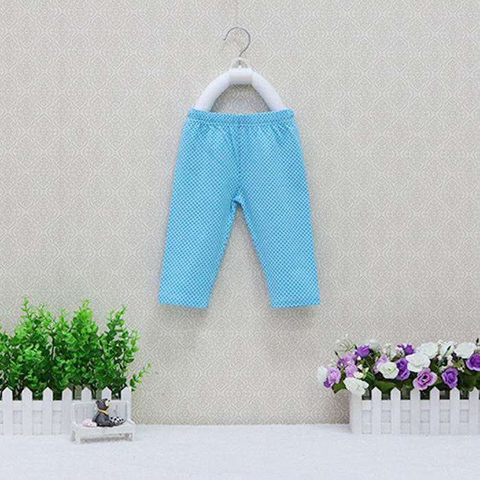 Baby Skinny Leggings Girls Colorful Elastic Long Pants Printed Newborn Trouser for about 9 to 24 months Kids Autumn Clothes