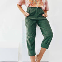 2018 Fashion Casual Women Harem Pants Corduroy Women Loose Pants Wide Leg