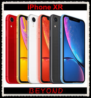 "Apple iPhone XR RAM 3GB ROM 64GB/128GB/256GB  Unlocked  LTE 6.1"" Hexa Core IOS"
