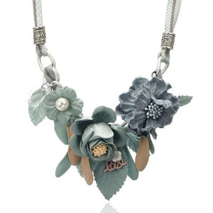 Match-Right Necklaces & Pendants Women Statement/Flower/Vintage/Lady