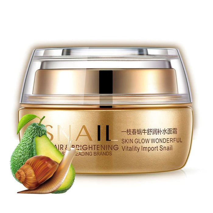 Facial Cream Moisturizing Nourishing Oil Control Brighten Tender Face Skin Care