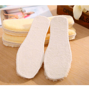 NANCY TINO Unisex Winter Warm Insoles For Shoes Soft Comfortable