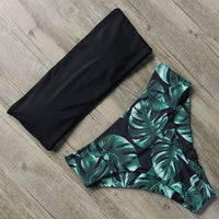 Bikini Swimwear Women Swimsuit High Waist Bikini Set 2019
