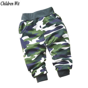 Baby Pants Spring&Autumn Lovely Cotton Camouflage Baby Boy Pants Newborn Baby Girls Pants 0-2 Year  Baby Harem Pants