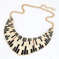 2019 Vintage Statement Necklaces & Pendants for Women Bijoux Fashion