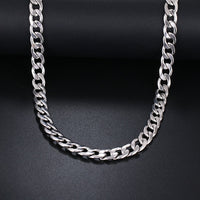 CACANA Stainless Steel Chain Necklaces For Man Women Gold Silver Color For Pendant 2.3NK Donot Fade Jewelry A1273