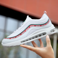 2019 New Lovers Running Shoes For Men High Quality Air Cushion Sole Sneakers