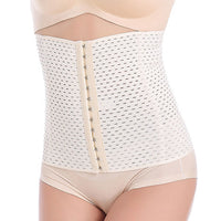 Sexy Nylon Women Waist Trainer