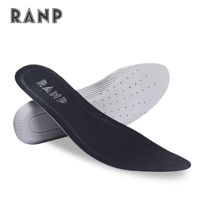 RANP Lighe Weight Breathable Deodorant Leather Insoles Pigskin Instantly