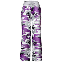 Lounge Pants Women Pajama Pants Comfy Stretch Camouflage Drawstring Wide Leg Befree Trousers sweatpants Spring Casual Trousers