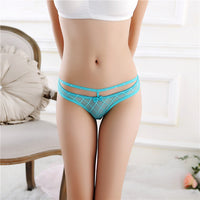 7color Gift beautiful lace leaves Women's Sexy lingerie Thongs G-string Underwear Panties Briefs Ladies T-back 1pcs/Lot  sf113