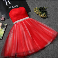JaneyGao Prom Dresses Short For Women Formal Evening Party Gowns