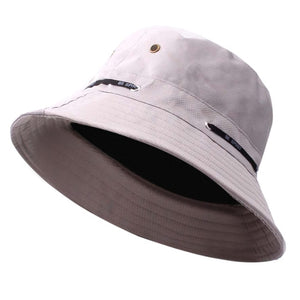 Womail hat summer Adult Men And Women Cap Fashion Cap Outdoor Sun Hat Travel Casual Pot Bucket Hat Outdoors 2019  f26