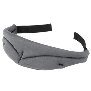 Natural Sleeping Night Eye Mask Fashion Women Men Eyepatch Portable Travel Relax Aid Eyeshade Shade Cover Comfort Blindfold