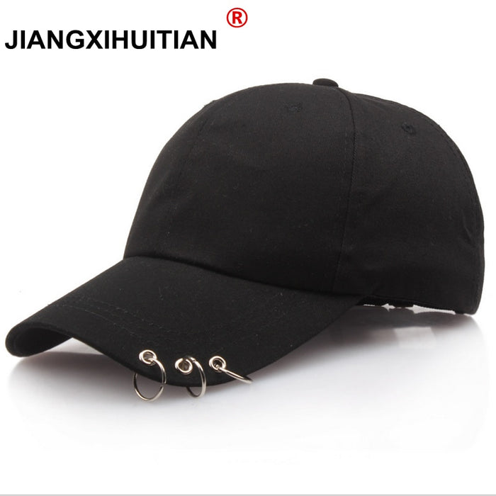 2019 summer New Men's Women's Fashion GD KPOP Live The Wings Tour Hat Bangtan Boys Ring Adjustable Baseball Cap 3 Colors