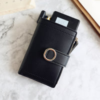 Mara's Dream Women Wallets Small Fashion Leather Purse Women Ladies Card Bag Women Clutch Women Female Purse Money Clip Wallet