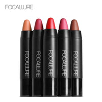 Lipstick Colors choose Glitter Easy to Wear High Pigment Long Lasting Matte Lipstick