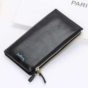Baellerry Long Women Zipper Wallets with Coin Purse Ladies Wallet Women Clutch Purse Cards Holder Female Wristlet Wallet W050
