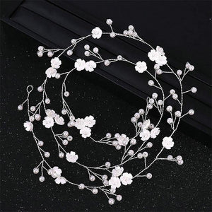 Ladies Delicate Elegant Hair Accessories Bridal Wedding Simulation