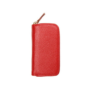 2019 Fashion Pu Leather Key Wallet Card Holder Business Organizer Housekeeper Case Keychain Purses Men Women Pocket Car Keys Bag