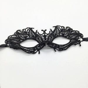 Lace Party Masquerade Queen Mask Eye Mask Women Cosplay Costume Halloween Masks Christmas Party Festival Holiday Supplies