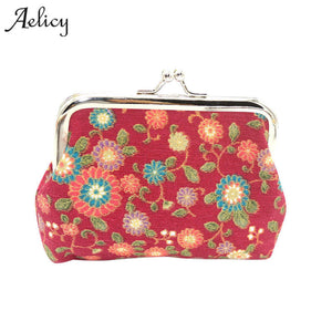 Aelicy Fashion Small Purse Lady Coin Purse Bag Luxury Women Lady Retro