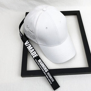 Bigbang Korean Baseball Cap Kpop Street Visor Hat for Girl Boy Lover Fans Hats Hip Hop