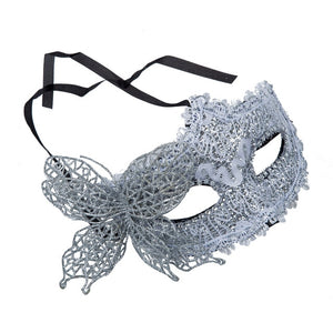 Party Mask Sexy Lace Masks Venetian Masquerade Halloween Mascara Carnaval Cosplay Women Eye Masque Bar Nightclub Maske Ball Face